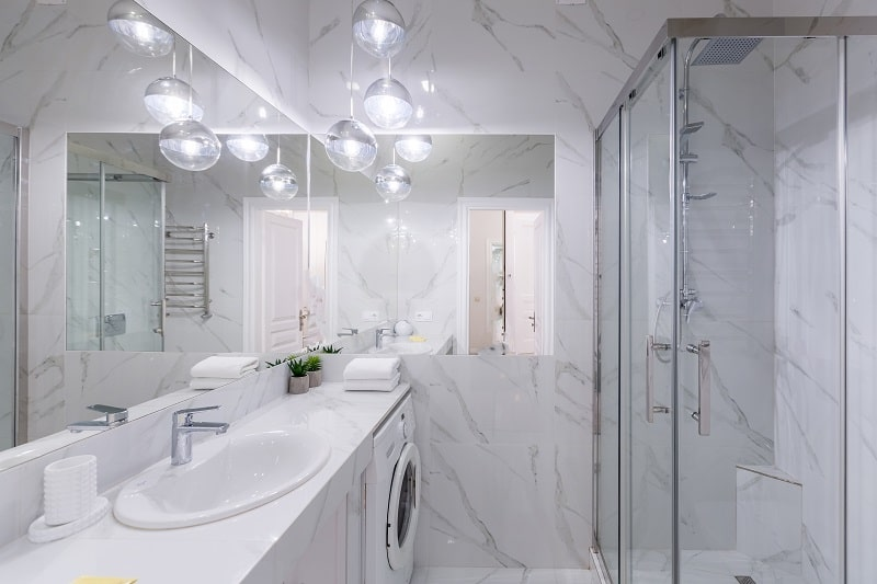 best bathroom light fixtures